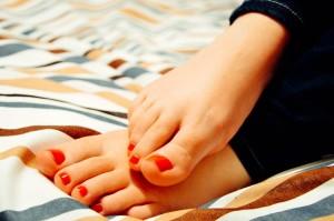 ハイアーチの足とは甲高さんのこと