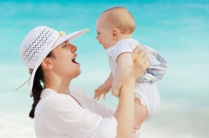 妊娠・出産・育児のときのホルモンバランスにも原因が?