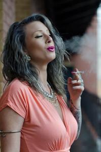 タバコ顔とはどんな顔でしょう?