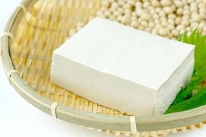 大豆製品を食べましょう