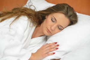 どうして寝癖がついているのか